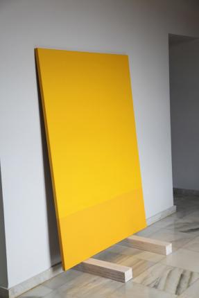 Plenitud. 2014. Acrílico sobre lino. 170 x 130 cm.