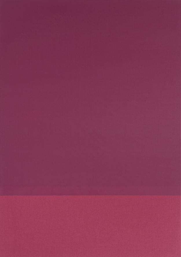 Primavera. 2014. Acrílico sobre lino. 170 x 130 cm.