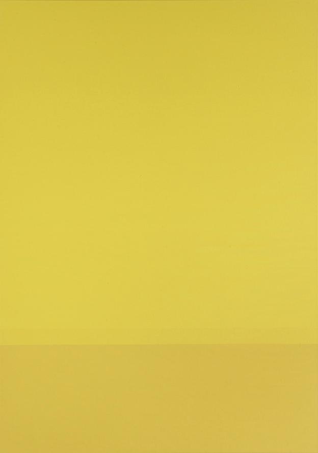 Plenitud. 2014. Acrílico sobre lino. 170 x 130 cm