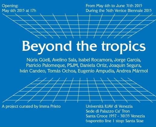 Beyond de tropics. portada